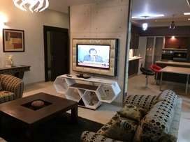 Luxury furnish two bedrooms family apartments on rent in bahria ph 2