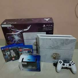PS4 Limited Edition Destiny