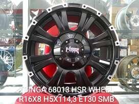 Velg Mobil Kuda, L300, Cronos dll R16 HSR Wheel TSINGA