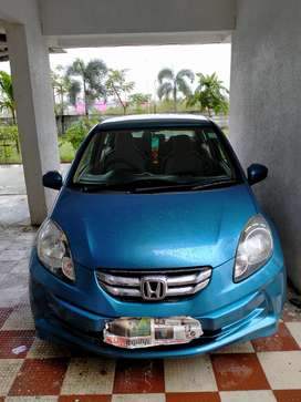 Immaculate Honda Amaze, 2013 On sell, Powerful Engine Smooth Car.