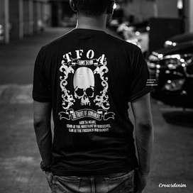 T-Shirt Crows Zero T.F.O.A