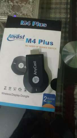 AnyCast M4 PLUS BRAND NEW FOR SALE