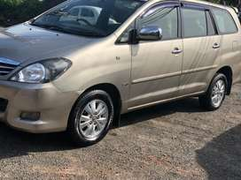 Innova for rent ..Palani ,velamkanni,weekly or monthly...