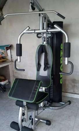Home gym 18 variasi gerakan sport