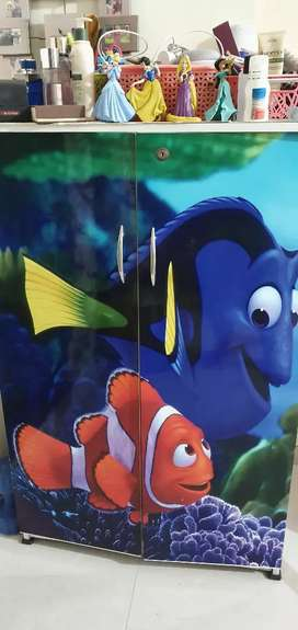 Nemo and dory cupboard