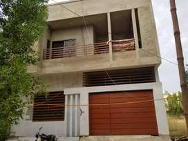 Banglow for sell in Indus Peradise near wadhuwah Road, Qasimabad