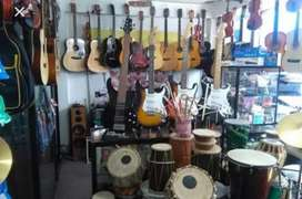 Harmonium, Guitar,Tabla,Keyboard,Congo,Violin,Drums,Violin,Sitar,flute