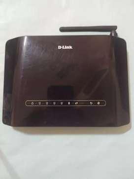 D Link WiFi Modem