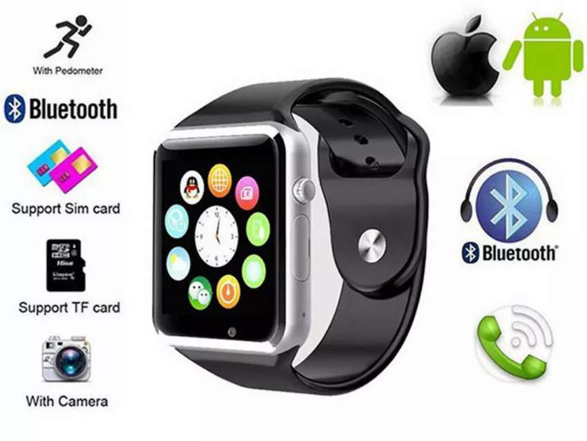 W08 Sim,camera and memory card supported  new Smart watch 0