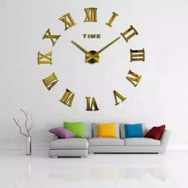 Jam Dinding Besar Romawi
