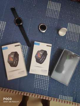 Samsung galaxy watch sports @noise color fit pro 3 noise