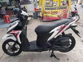 Di jual vario 125 cc 2014 akhir