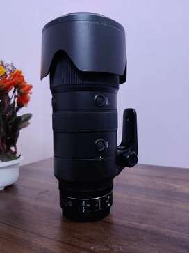 Nikon Z 70-200 f2.8 rarely used and in warranty