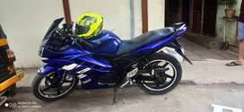 R15 blue colour  gadib