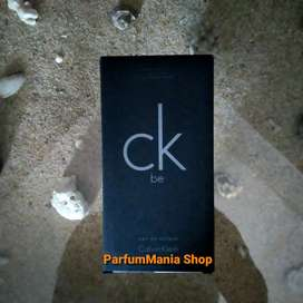 Parfum Original Calvin Klein Be Unisex 200ml EDT. Jogja COD