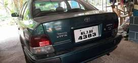 Toyota Corsa NL50 imported diesel vehicle in excellent condition.