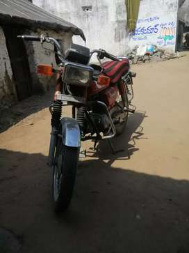 Condition bike