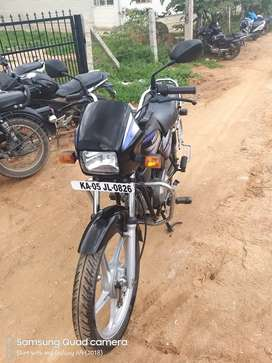 Good Condition Hero Splendor Plus with Warranty |  0826 Bangalore