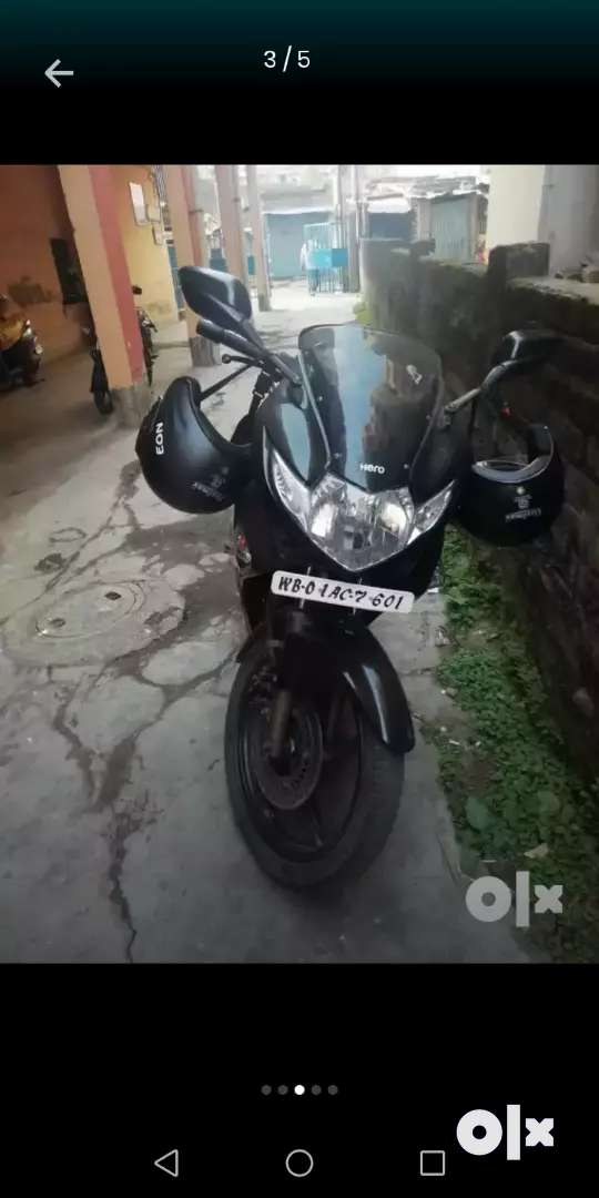 Well maintained bike all papers updated 0