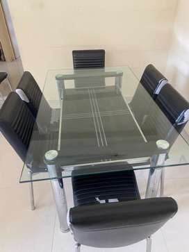 Dinning Table 6seater