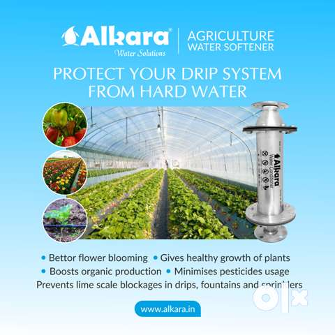 Water Conditioner for Agriculture