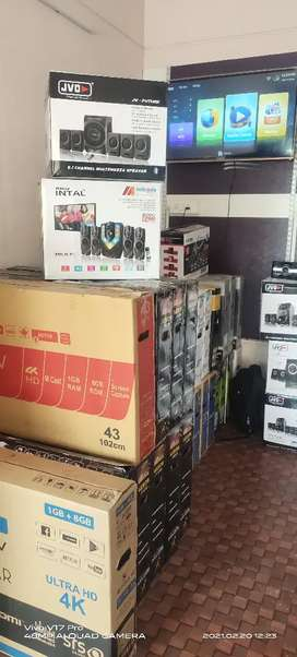 NEW SMART ANDROID LED TV'S EXCLUSIVE EXCHANGE MELA