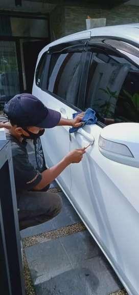 cling kinclong salon mobil dan nano coating ceramic panggilan
