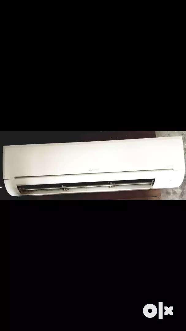 MITSUBISHI AIR CONDITIONER AC 0