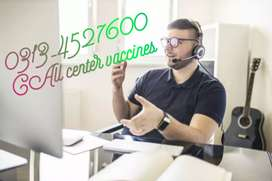 Call center agents 2021