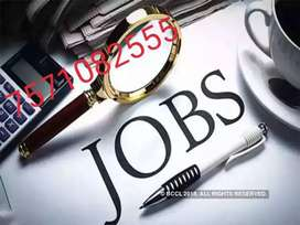 Life time work extra earning part time job.