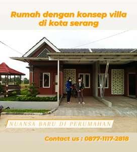 Cluster Villa Sharia Delta Kota Serang