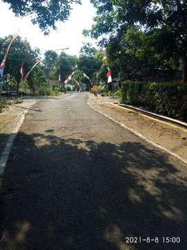 Tanah murah Ngijo Gunungpati Semarang 385jt luas 200m2 di Perkampungan