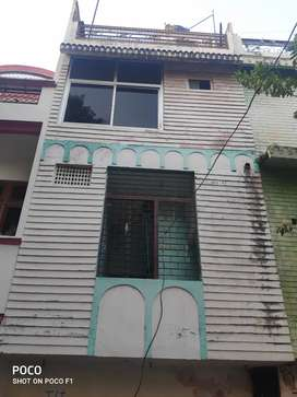 3 Floor Independent House For Rent ...4500 each for every floor ...