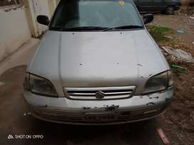 Suzuki Cultus Model 2001 for sale