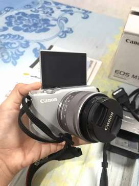 Canon eos m10 fullset