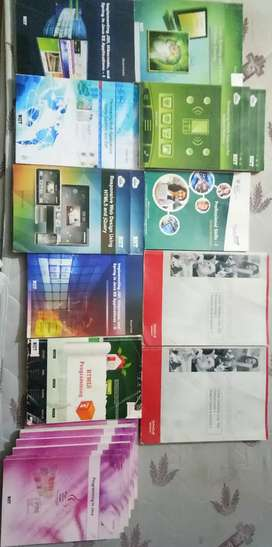 gNIIT 3 year course books
