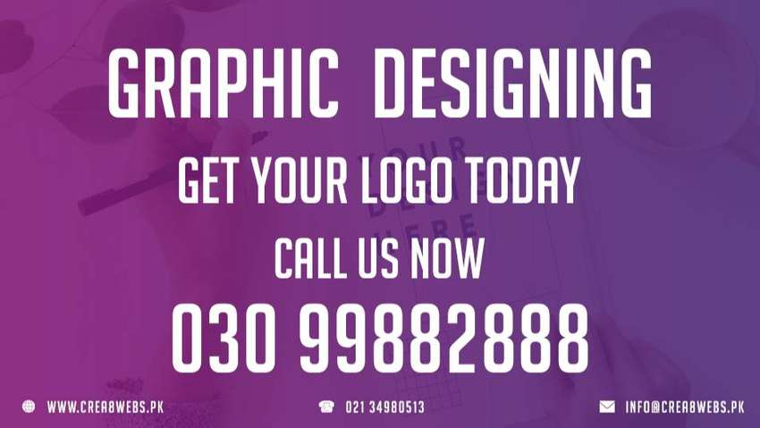 Logo | Logo Design | Web Design | Graphic Design | Website | Flyer 0