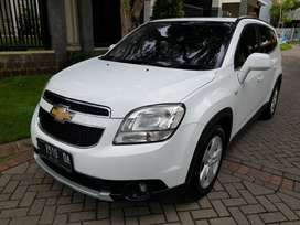 [ kredit dp 48jt ] Chevrolet Orlando LT Matic 2012 Pmk 2013 AT