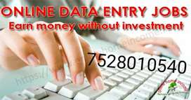 !!Data entry jobs can change your life within a few months