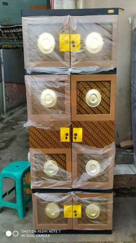 lemari plastik jumbo gantungan
