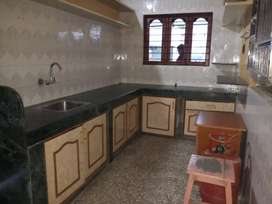 2bhk Main Road touch Samifurnished House For RENT  New Sama Road