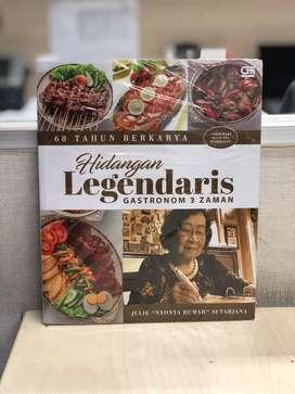 "Buku masak Nyonya Rumah terbaru ""Hidangan Legendaris"""