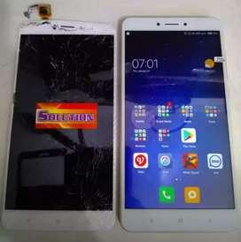 Ganti Lcd Touchscreen Xiaomi Mimax 1 + Pasang