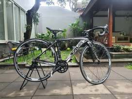 Sepeda Balap Roadbike Sava Warwind 3.0 Carbon Bekas Second