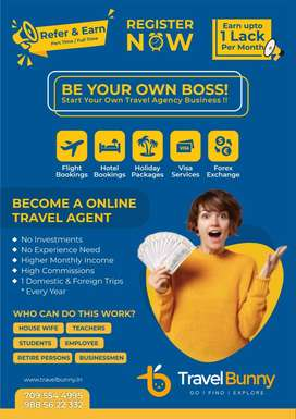 Become an Travel Agent