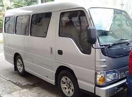 Isuzu Elf minibus 2015 Istimewa