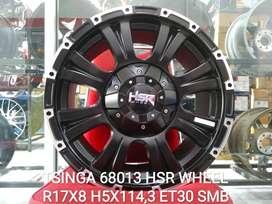 Velg Mobil Rush, Carnival, Innova, Mazda5 dll Ring 17 HSR TSINGA