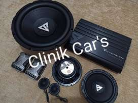 Paket Audio Mobil full set By Stealth^^
