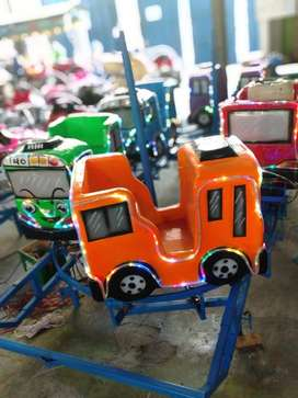 kereta odong tayo mainan edukasi eskavator excavator mini L05