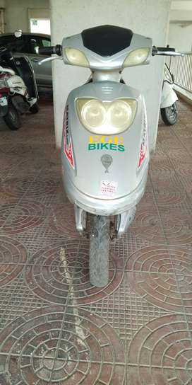 Battery operated  scooty battery